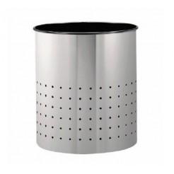 Brab.prullenbak 7ltr matt gatenpatroon
