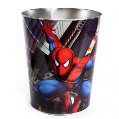 Prullenbak spider man 23x26cm