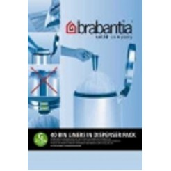 Brab dispenser pack afvalzak 30ltr