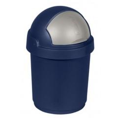Curver Rolltop bullet bin 10L  d-blauw